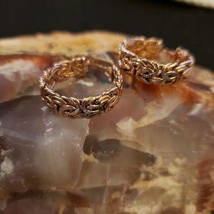 Jewelry - Byzantine earrings